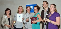 Winners of Best Archaeological Project - MOLA