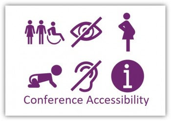 Conference accessibility